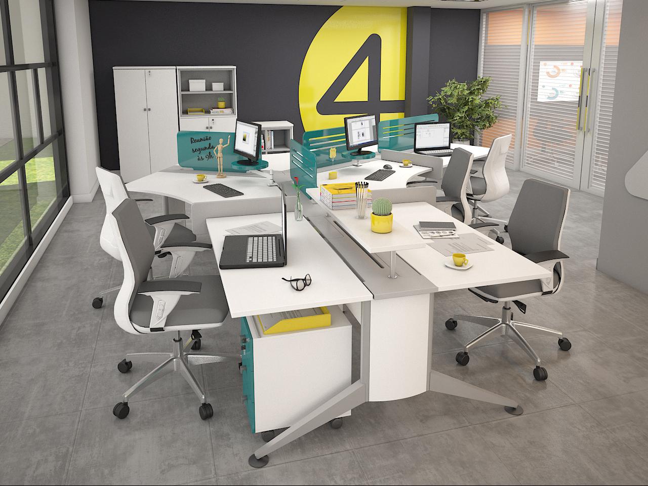 4U Office - Linha Web